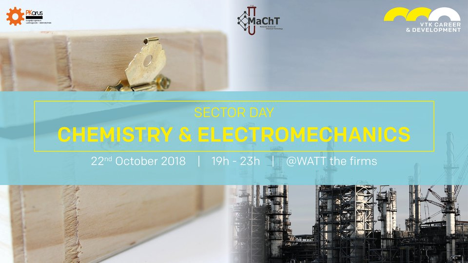 Sector Day - Chemistry & Electromechanics